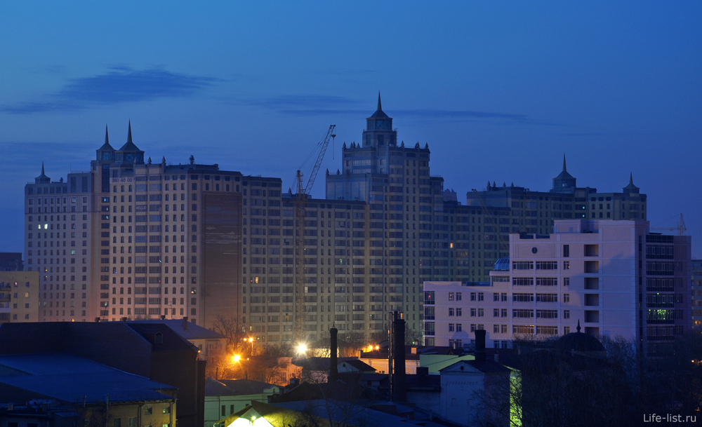 Дом на Белинского Екатеринбург