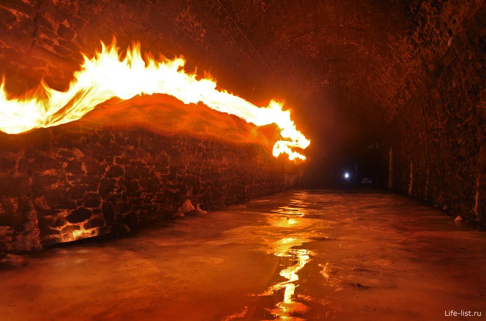 дидинский тоннель фото Виталий Караван