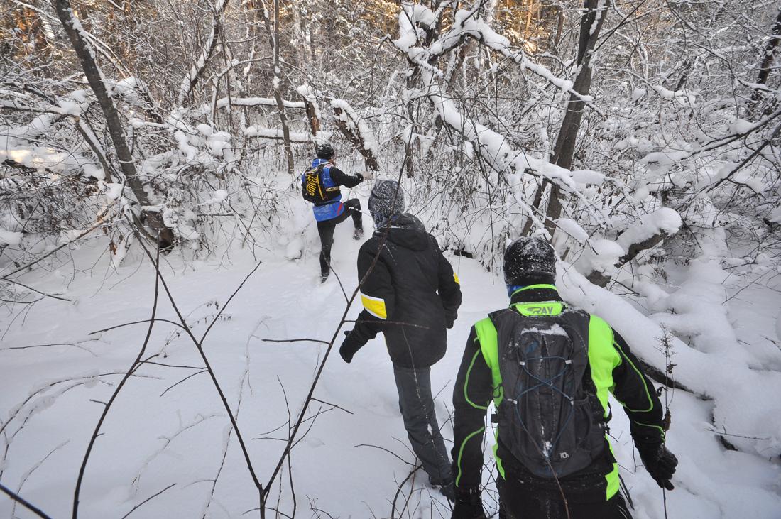 Фото беговой поход кросс поход по Уралу