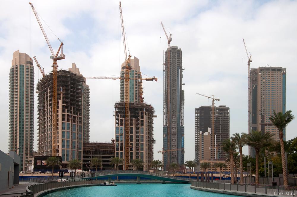 Дубай Бурдж Халифа