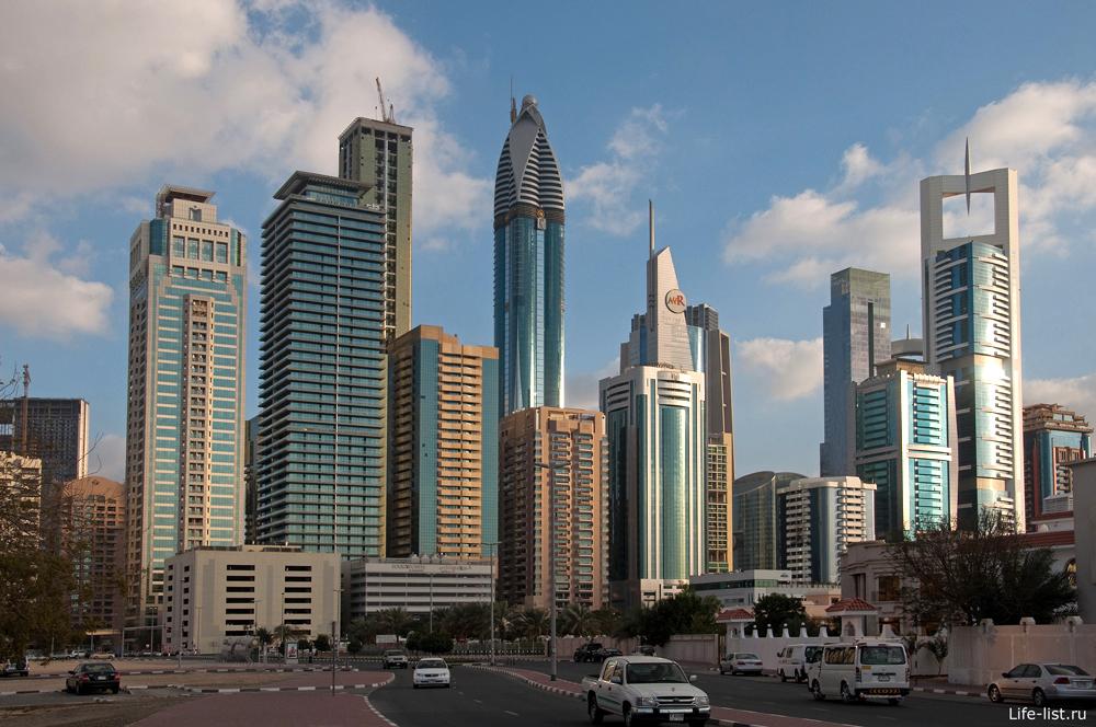 Небоскребы Дубай фото Dubai