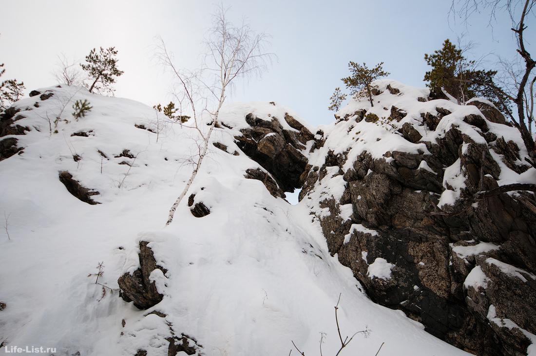 Дыроватый камень Дегтярск