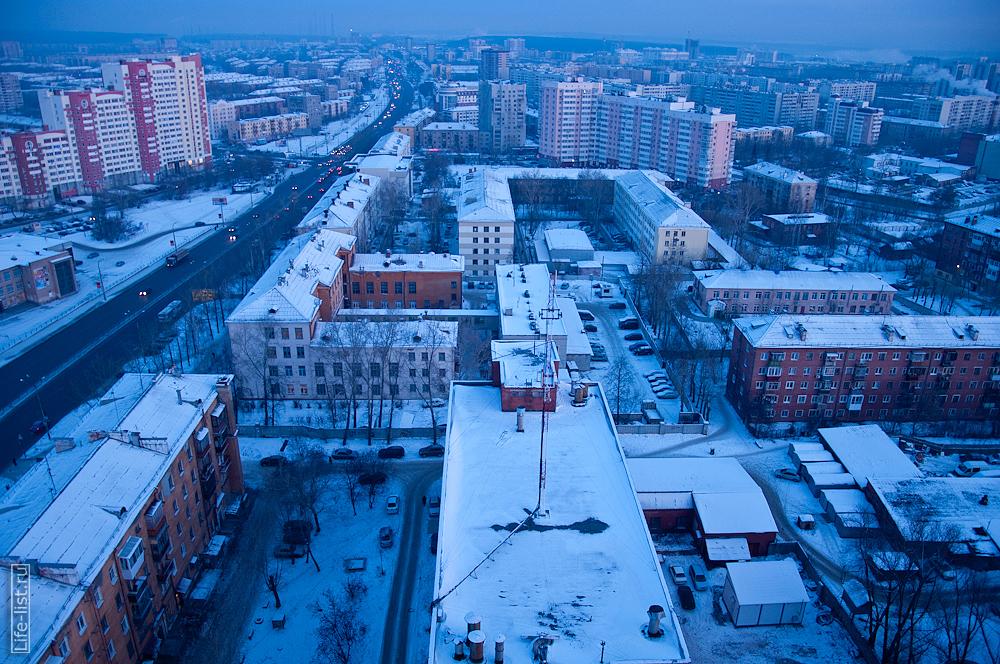 рядом с улицей Космонавтов Екатеринбург
