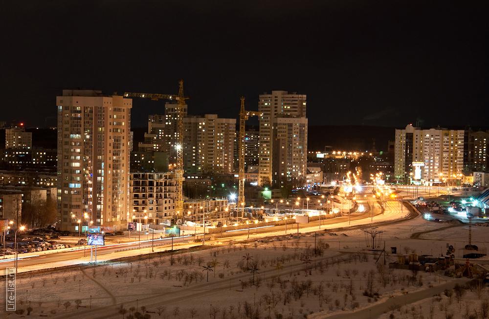 улица Юлиуса Фучика в Екатеринбурге