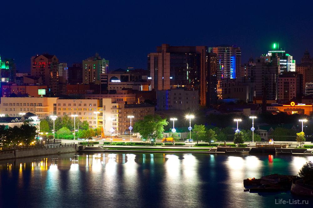 фото Плотинка с высоты