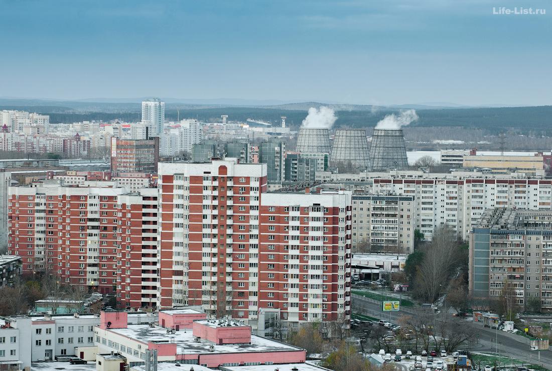 улица Готвальда Екатеринбург