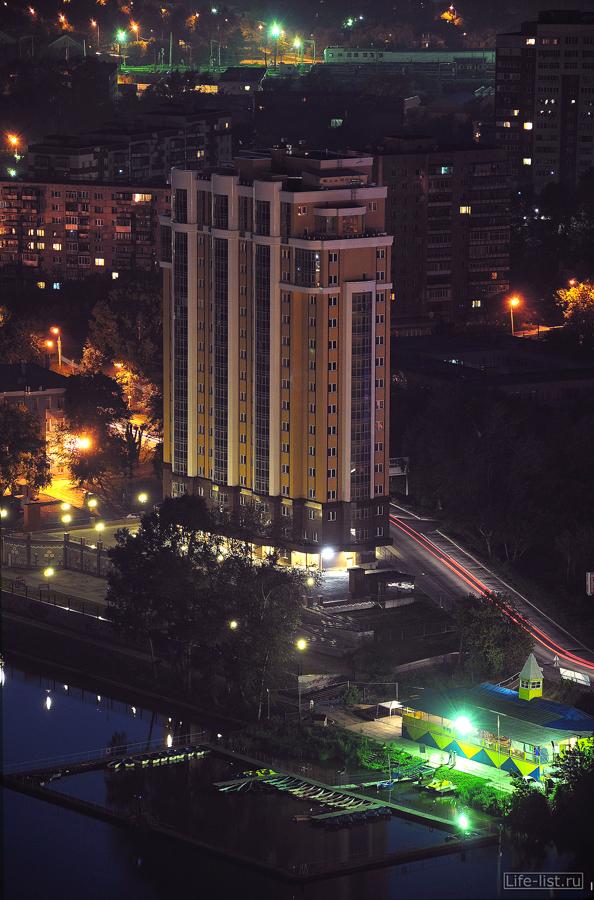 жилой дом на Гражданской Екатеринбург