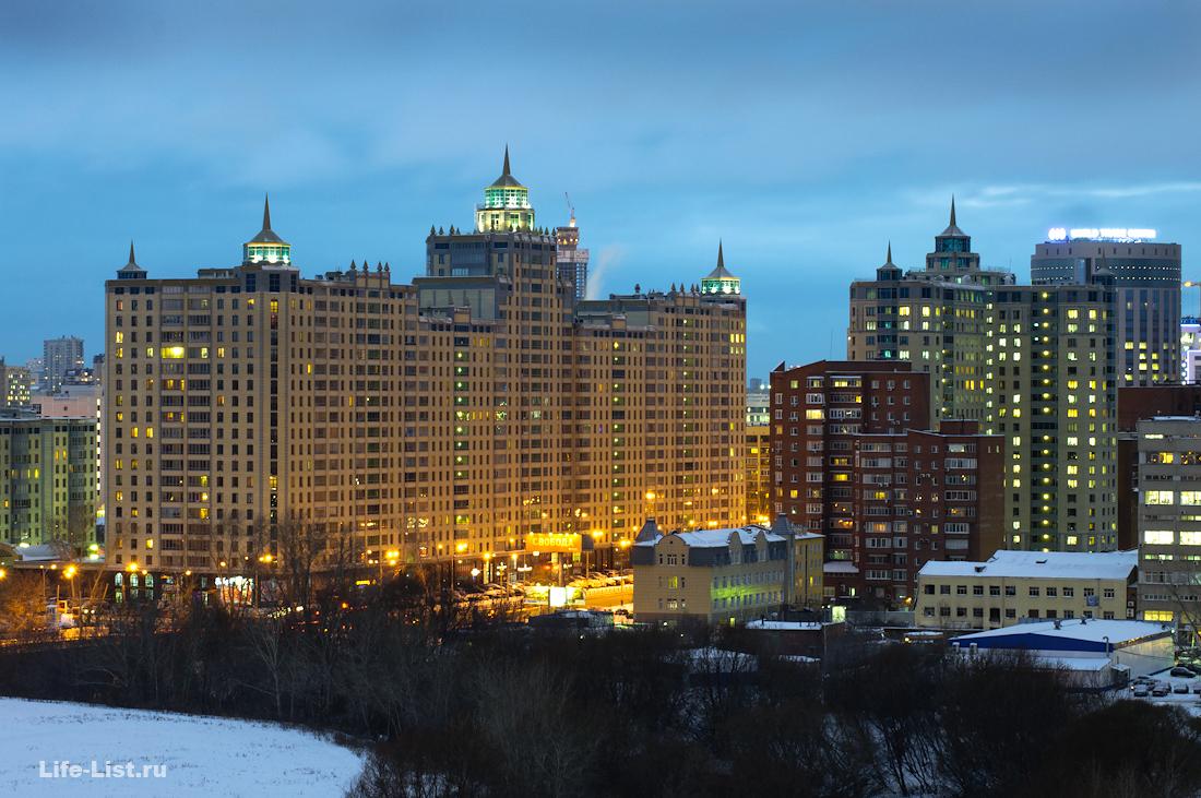 дома на Белинского Екатеринбург фото от Виталия Каравана