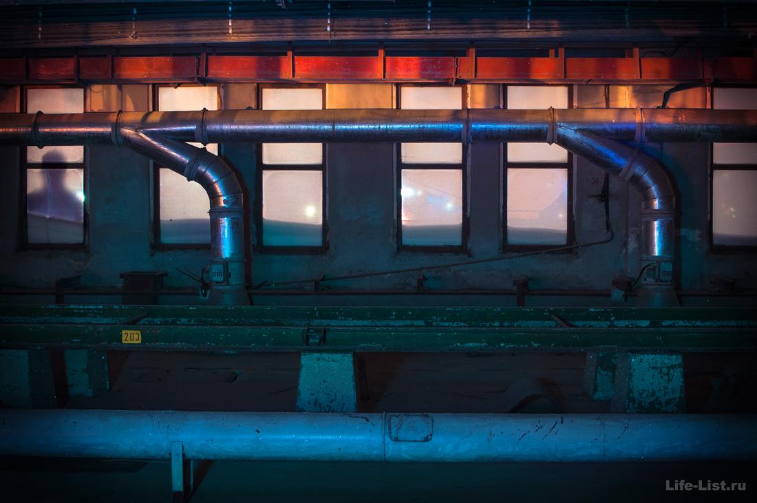 внутри ЕМЗ мукомольный екатеринбург фотограф Виталий Караван