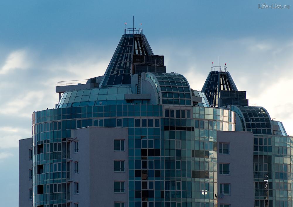 ЖК Космос Екатеринбург фото