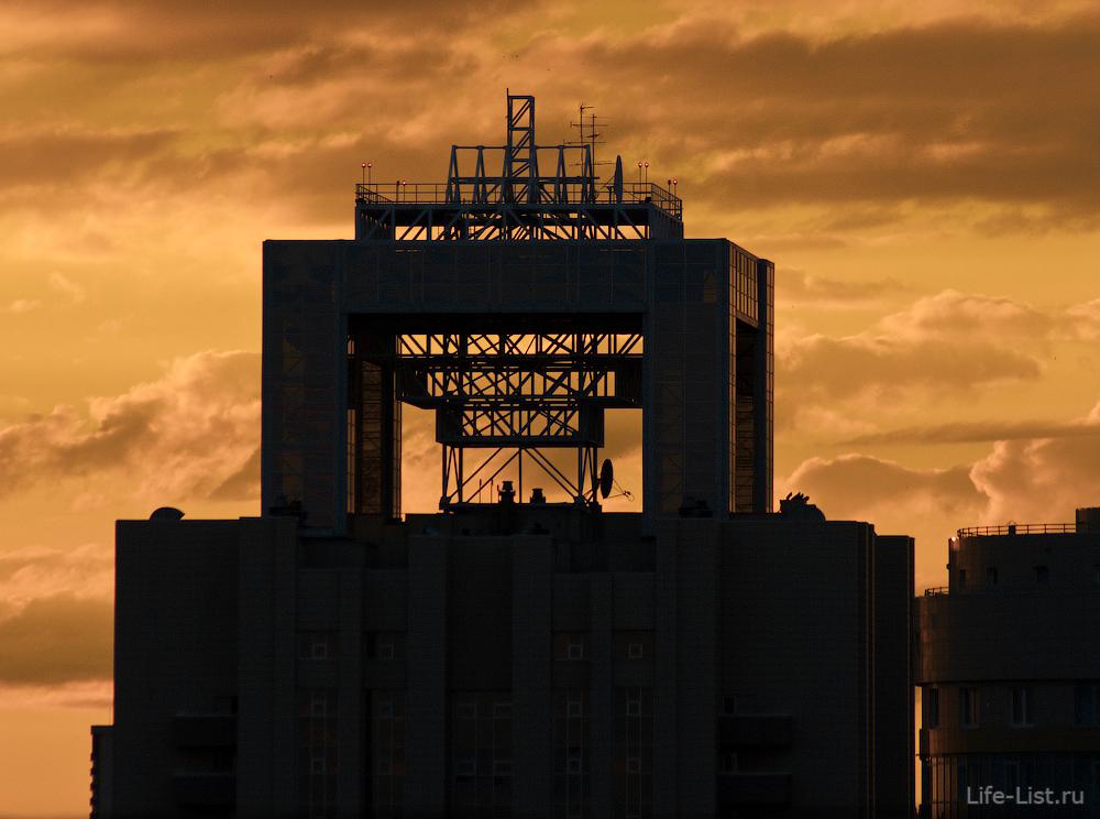 БЦ Газпром-Трансгаз фото Виталий Караван