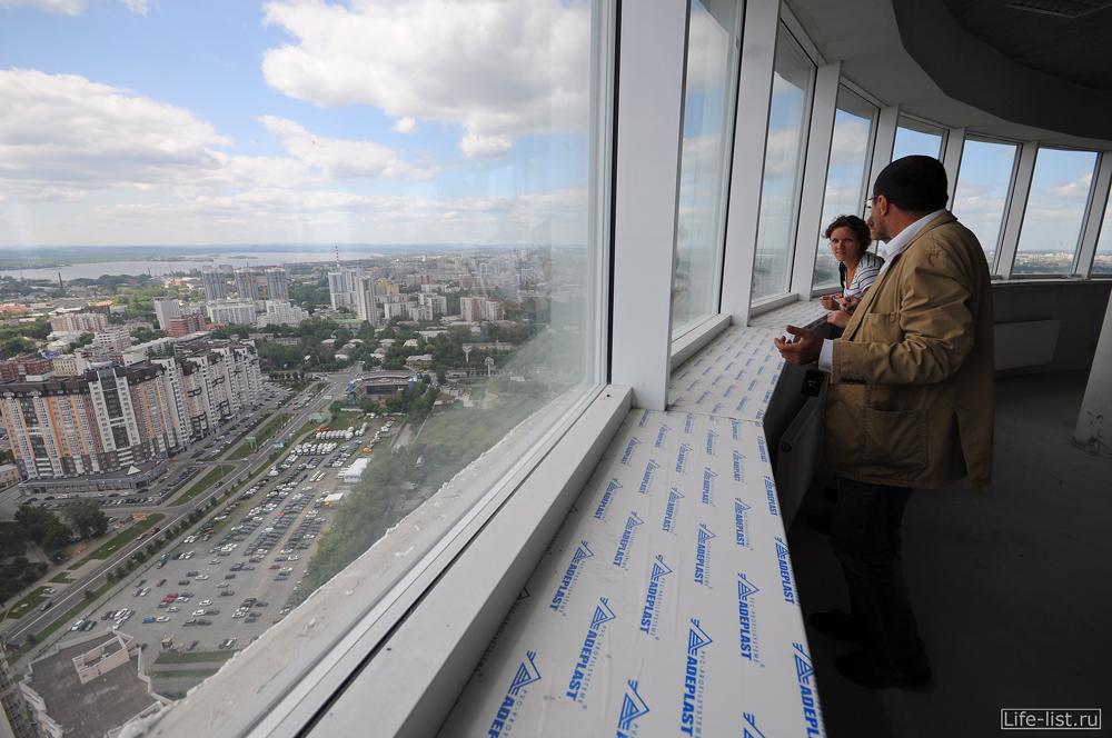 Вид из окна жк февральская революция
