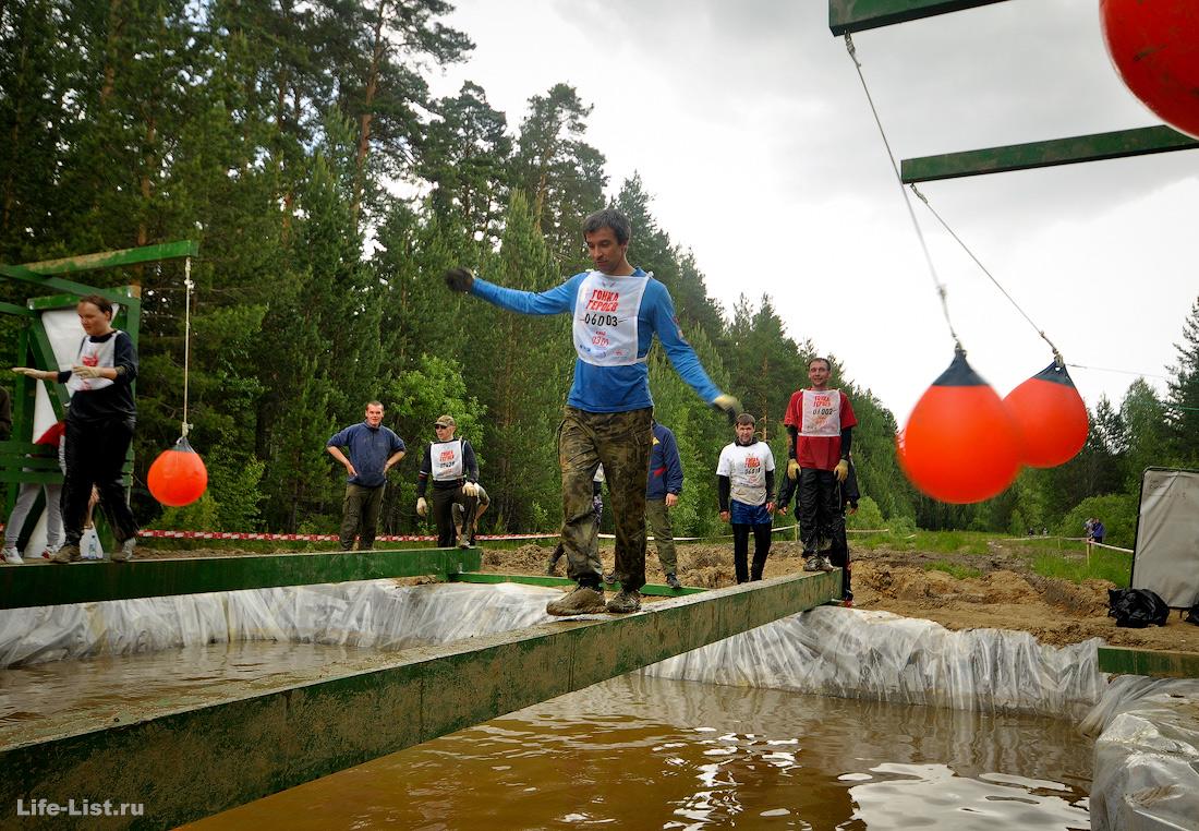 гонка героев спортивное массовое мероприятие в Екатеринбурге