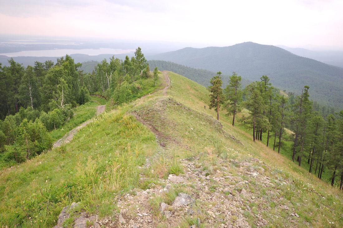гора Егоза Южный урал фото