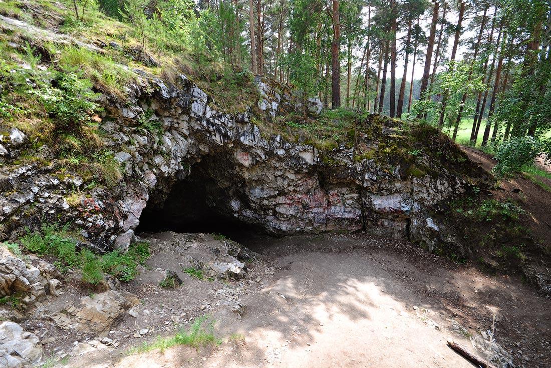 пещера Сугомак Южный Урал