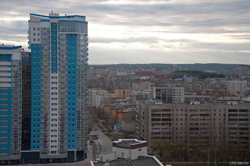 Екатеринбург дома на улице московской