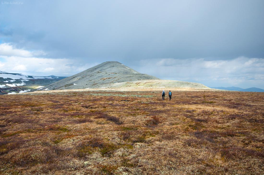 тундра главный уральский хребет уральские горы