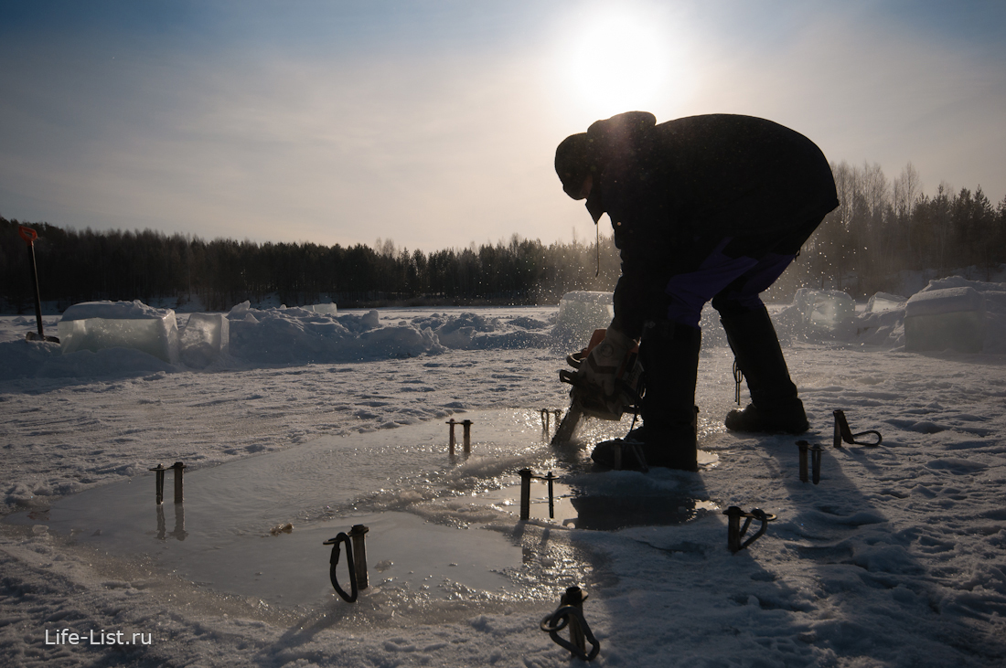 подготовка майны для подледного дайвинга айс дайвинг в России