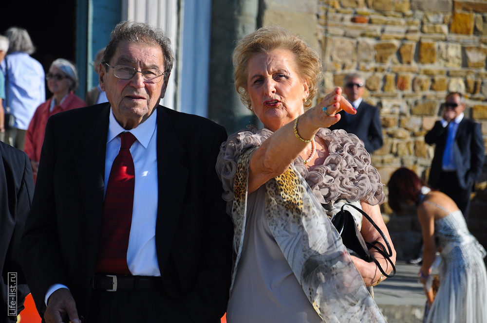 Родители  жениха флоренция