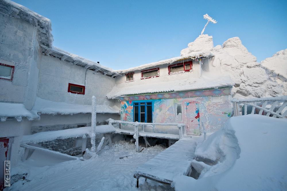 Внутренний двор монастыря