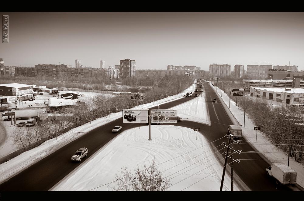 Концерн Калина автомобильная развязка фото Виталий Караван