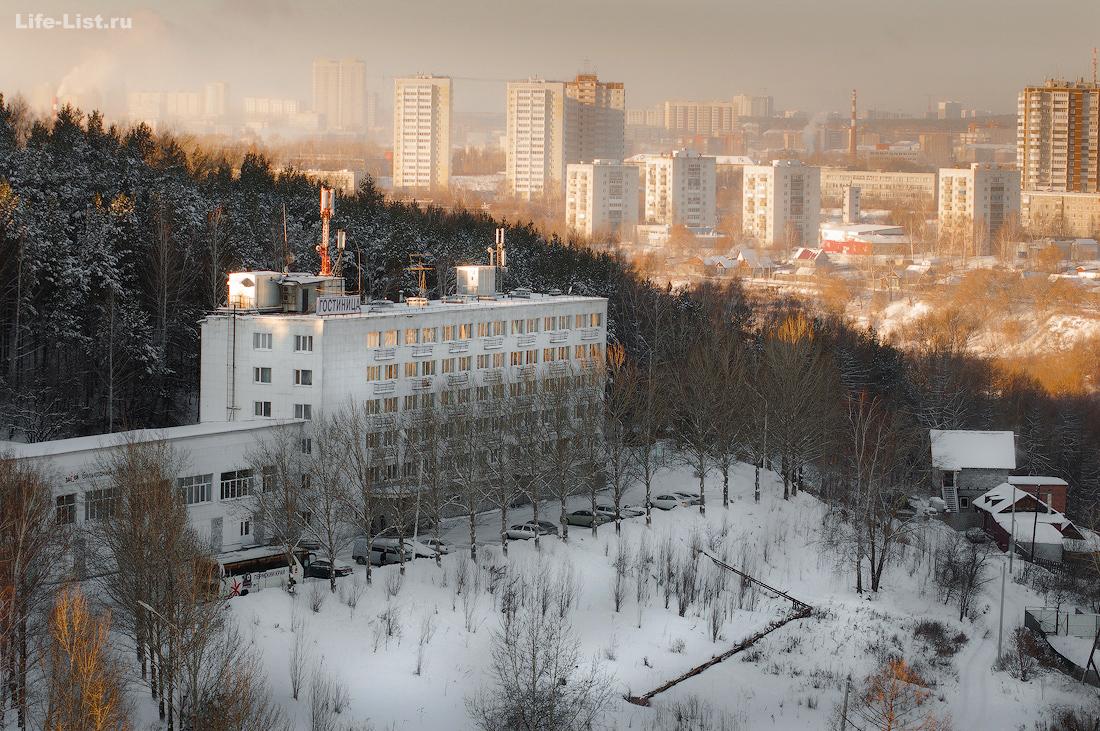 гостиница Уктус фото Екатеринбург
