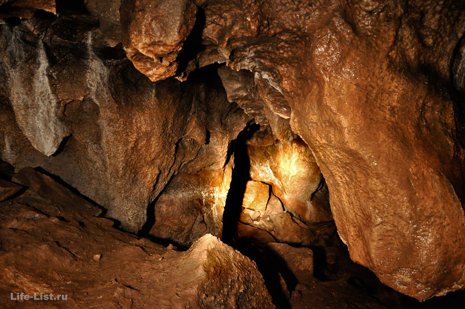 Катниковская пещера фото внутри