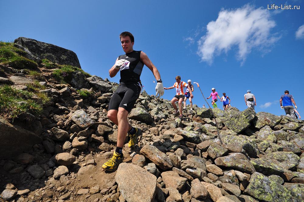 горный марафон на горе конжак 2013 фото