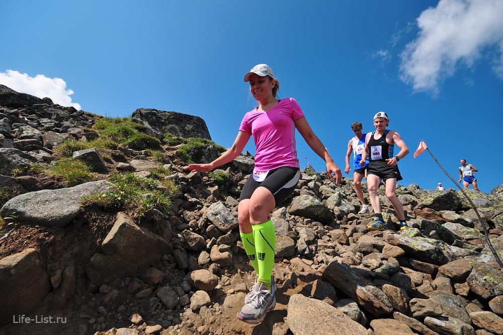 горный марафон на конжаке 2013 красивые фото
