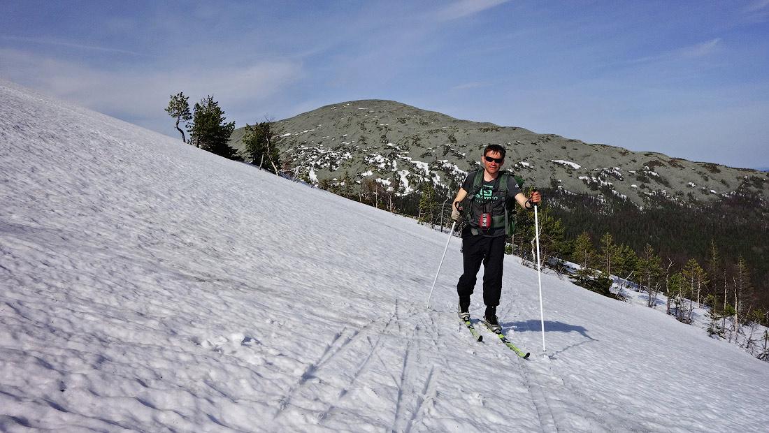 Курочкин Алексей лыжный поход