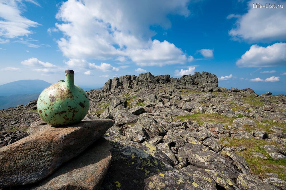 Конжаковский камень вершина красивые фото Виталий Караван
