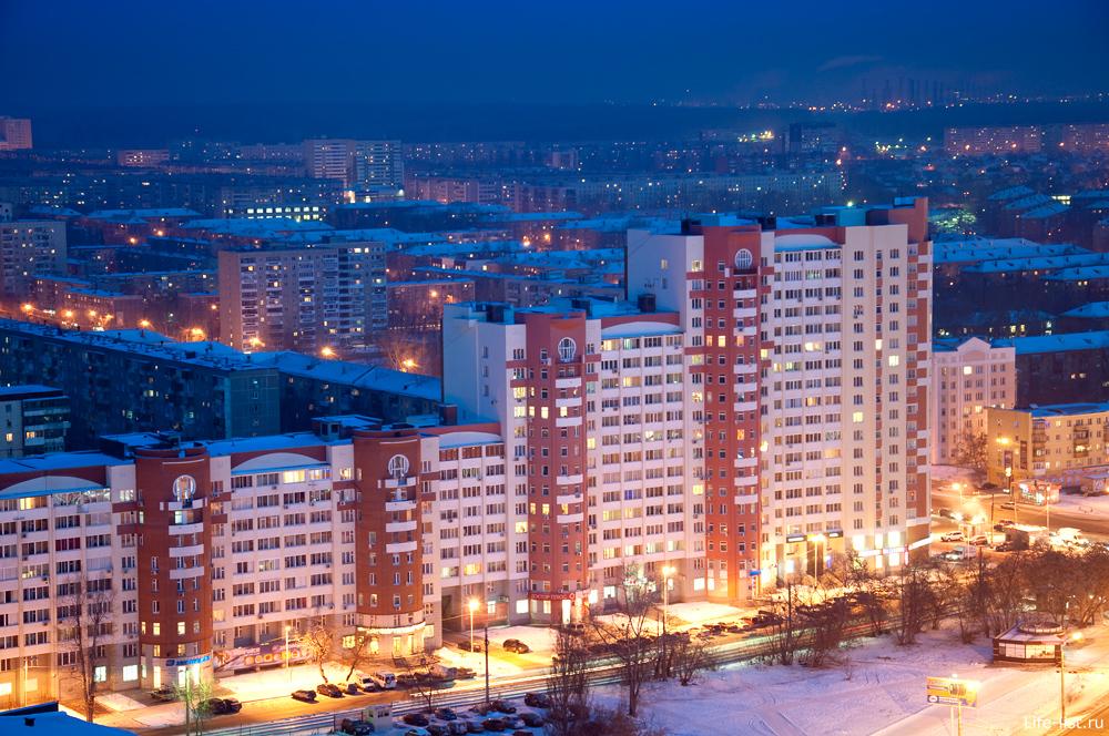 фото Новостройки на Уралмаше Екатеринбург