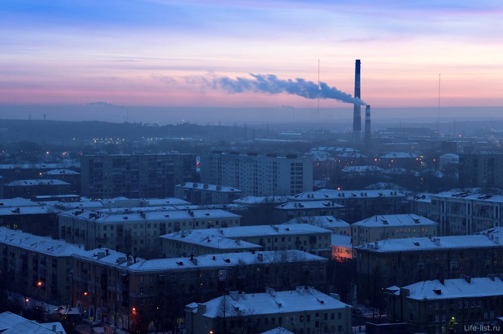 Екатеринбург фото эльмаш
