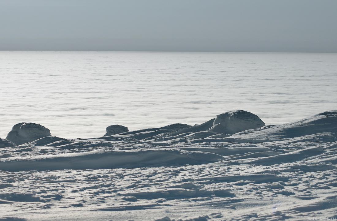 Пейзажи Северного Урала с горы Косьвинский камень Косьва