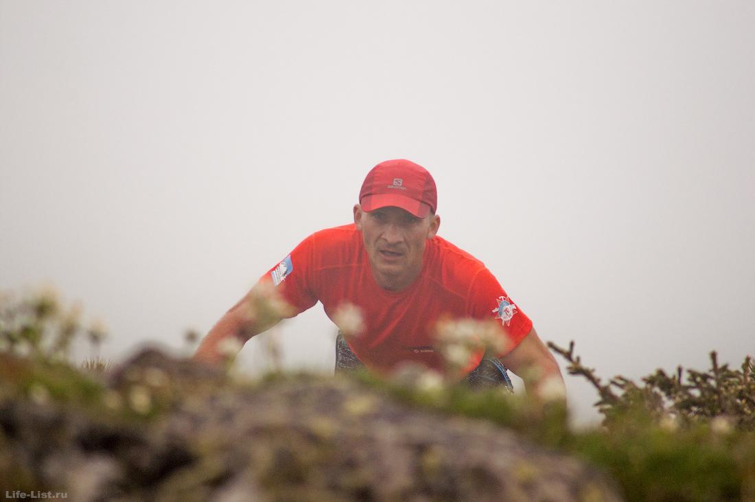 Kosva vk Вертикальный километр 2017 на горе Косьвинский камень