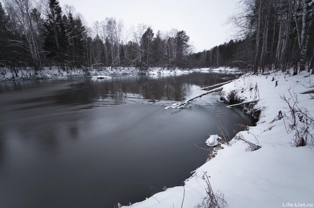 река Тагил средний урал