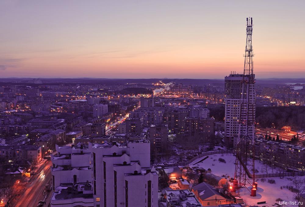 Ретранслятор в Екатеринбурге
