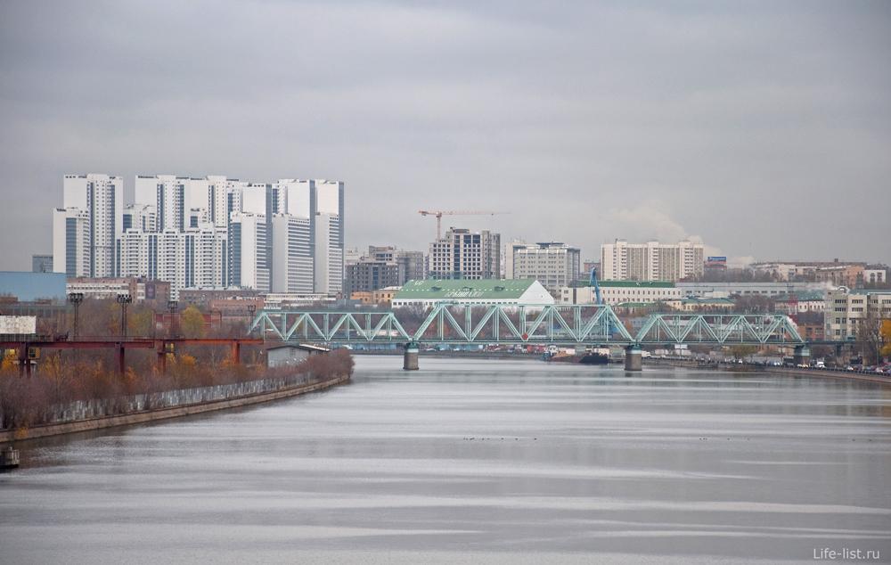 Фото Москвы жилой комплекс Скай-Форт