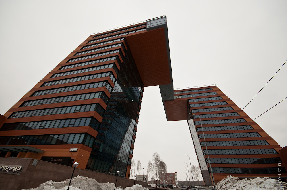 академгородок технопарк Новосибирск фото