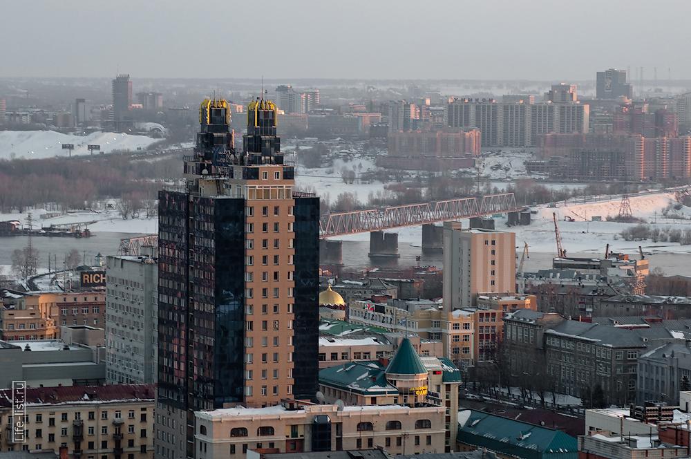 Бэтмен фото с высоты Новосибирск