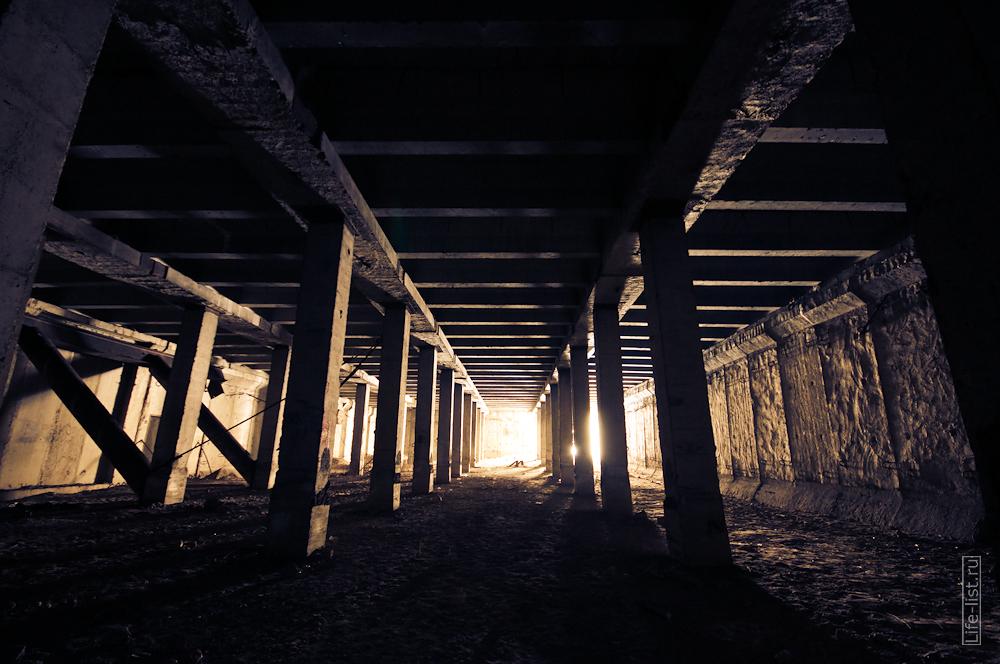 подземный недострой Новосибирск резервная подстанция метрополитена