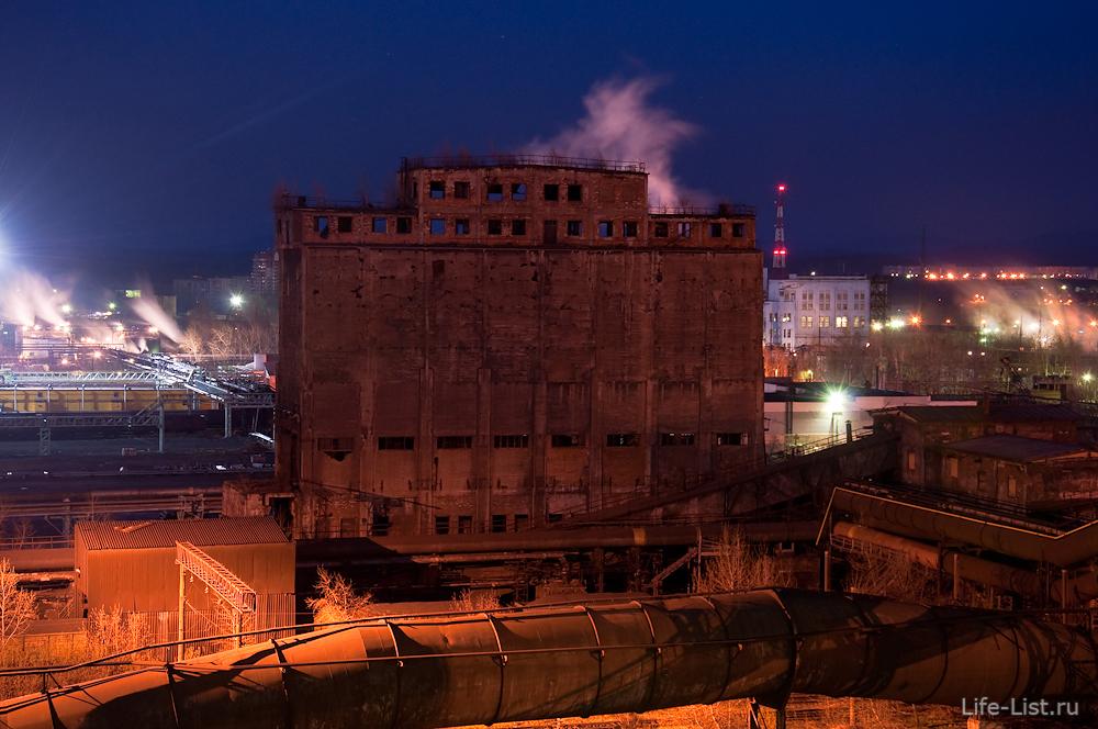 фотографии металлургического комбината НТМК тагил
