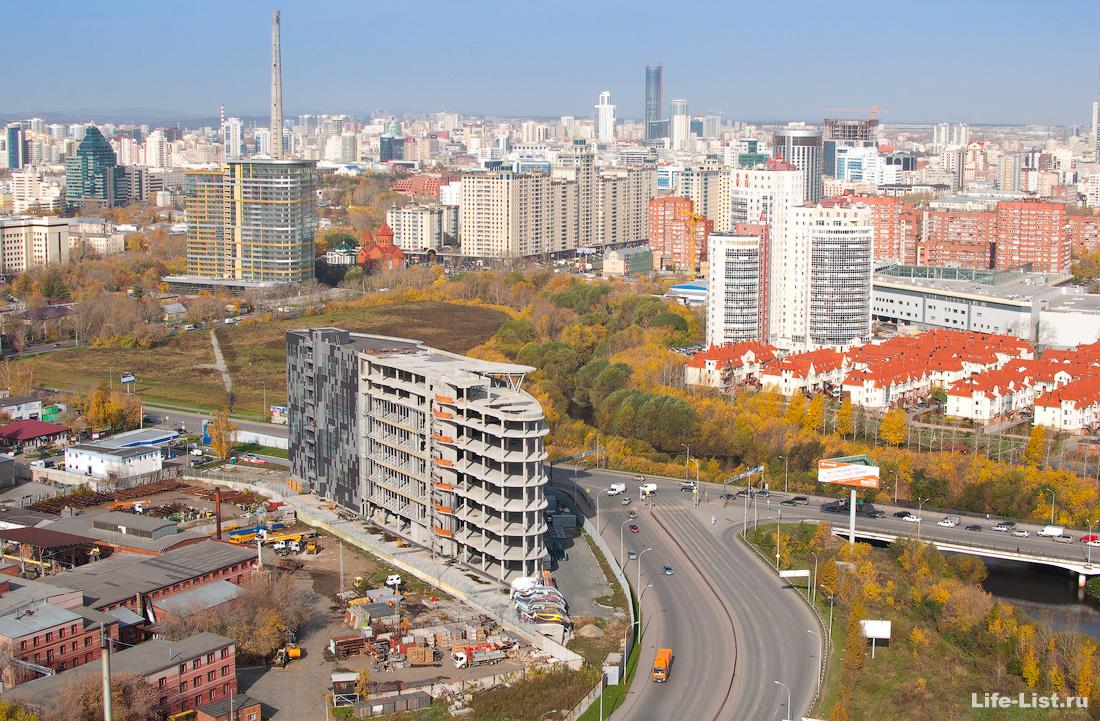 улица Машинная Екатеринбург 2015