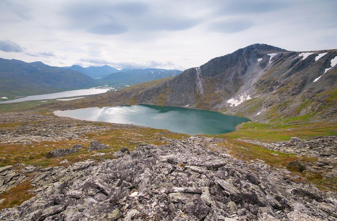 Озеро Грубепендиты Природный парк Югыд ва