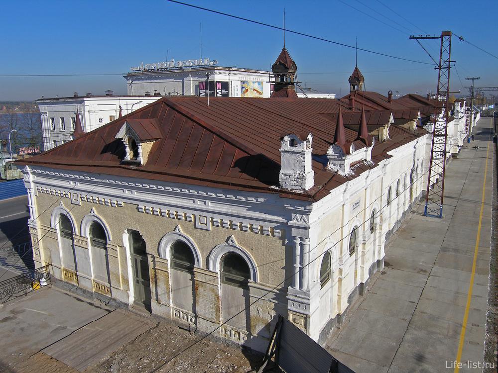 Пермь-1 здание выставки