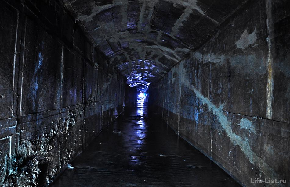 Тоннель Екатеринбург
