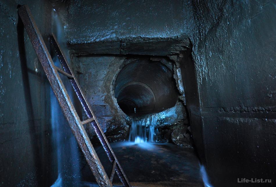 Тупик под землей Екатеринбург