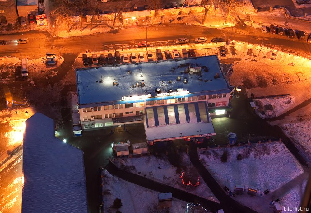 Екатеринбург Северный Автовокзал