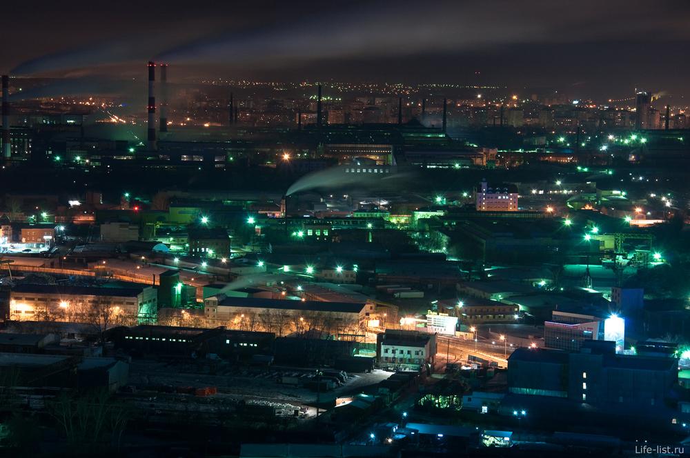 Екатеринбург Завод Уралмаш и другие предприятия