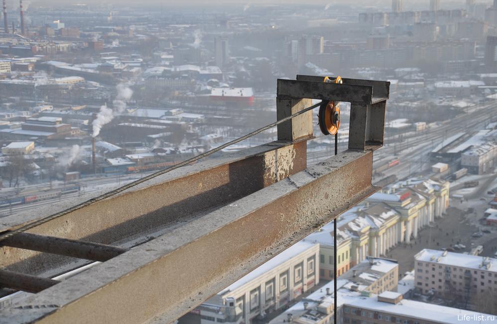 Стройка Призма Екатеринбург